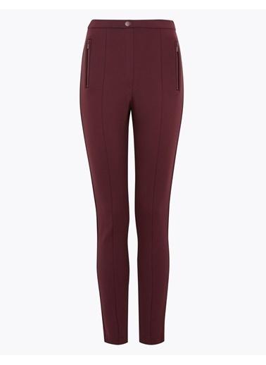 Marks & Spencer Jarse Skinny Pantolon Mor